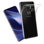Чехол Yotrix UltrathinCase для Samsung Galaxy S9 plus (прозрачный, гелевый)