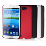 Чехол Jekod Hard case для Samsung Galaxy Note 2 N7100 (черный, пластиковый)