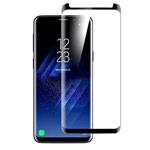 Защитная пленка Yotrix 3D SE Glass Protector для Samsung Galaxy S9 plus (стеклянная, черная)