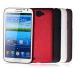 Чехол Jekod Hard case для Samsung Galaxy Note 2 N7100 (коричневый, пластиковый)