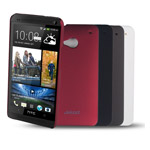 Чехол Jekod Hard case для HTC One 801e (HTC M7) (белый, пластиковый)