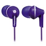 Наушники Panasonic Ergofit Earphones RP-HJE125 (фиолетовые)