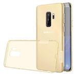 Чехол Nillkin Nature case для Samsung Galaxy S9 plus (золотистый, гелевый)