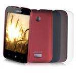 Чехол Jekod Hard case для Nokia Lumia 510 (черный, пластиковый)