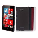 Чехол Jekod Hard case для Nokia Lumia 820 (черный, пластиковый)