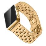 Ремешок для часов Synapse Metal Bracelet для Apple Watch (38 мм, золотистый, стальной)