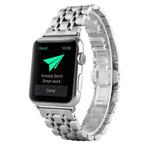 Ремешок для часов Synapse Metal Link Bracelet для Apple Watch (38 мм, серебристый, стальной)