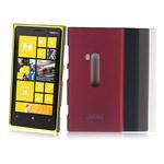 Чехол Jekod Hard case для Nokia Lumia 920 (коричневый, пластиковый)
