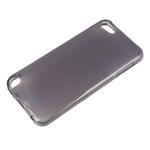 Чехол Jekod Soft case для Apple iPod touch (5-th gen) (черный, гелевый)