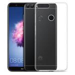 Чехол Yotrix UltrathinCase для Huawei P smart (прозрачный, гелевый)