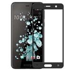 Защитная пленка Yotrix 3D Glass Protector для HTC U11 (стеклянная, черная)