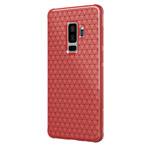 Чехол Nillkin Weave case для Samsung Galaxy S9 plus (красный, гелевый)