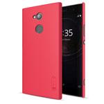 Чехол Nillkin Hard case для Sony Xperia XA2 ultra (красный, пластиковый)