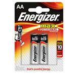 Комплект батареек Energizer MAX (AA, 2 шт., Alkaline)