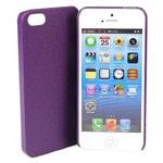 Чехол Jekod Leather Shield case для Apple iPhone 5 (фиолетовый, кожанный)