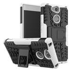 Чехол Yotrix Shockproof case для Sony Xperia XA2 (белый, пластиковый)