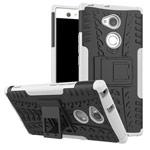 Чехол Yotrix Shockproof case для Sony Xperia XA2 ultra (белый, пластиковый)