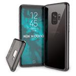 Чехол X-doria ClearVue для Samsung Galaxy S9 (серый, пластиковый)