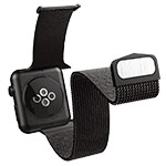 Ремешок для часов X-Doria Hybrid Mesh Band для Apple Watch (42 мм, черный, стальной)