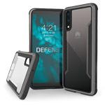 Чехол X-doria Defense Shield для Huawei P20 (черный, маталлический)