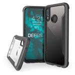 Чехол X-doria Defense Shield для Huawei P20 lite (черный, маталлический)