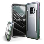 Чехол X-doria Defense Shield для Samsung Galaxy S9 (хамелеон, маталлический)