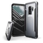 Чехол X-doria Defense Shield для Samsung Galaxy S9 plus (черный, маталлический)