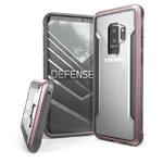 Чехол X-doria Defense Shield для Samsung Galaxy S9 plus (розово-золотистый, маталлический)