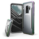 Чехол X-doria Defense Shield для Samsung Galaxy S9 plus (хамелеон, маталлический)