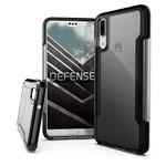 Чехол X-doria Defense Clear для Huawei P20 (черный, пластиковый)