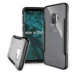 Чехол X-doria Defense Clear для Samsung Galaxy S9 (черный, пластиковый)