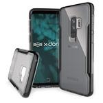 Чехол X-doria Defense Clear для Samsung Galaxy S9 plus (черный, пластиковый)