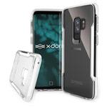 Чехол X-doria Defense Clear для Samsung Galaxy S9 plus (белый, пластиковый)