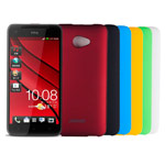 Чехол Jekod Hard case для HTC Butterfly/Droid DNA X920e (синий, пластиковый)