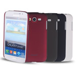 Чехол Jekod Hard case для Samsung Galaxy Grand Duos i9082 (белый, пластиковый)