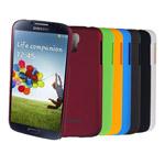 Чехол Jekod Hard case для Samsung Galaxy S4 i9500 (коричневый, пластиковый)