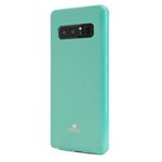 Чехол Mercury Goospery Jelly Case для Samsung Galaxy Note 8 (бирюзовый, гелевый)