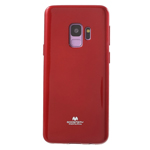 Чехол Mercury Goospery Jelly Case для Samsung Galaxy S9 (красный, гелевый)