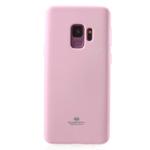 Чехол Mercury Goospery Jelly Case для Samsung Galaxy S9 (розовый, гелевый)
