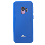 Чехол Mercury Goospery Jelly Case для Samsung Galaxy S9 (синий, гелевый)