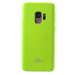 Чехол Mercury Goospery Jelly Case для Samsung Galaxy S9 (зеленый, гелевый)