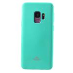 Чехол Mercury Goospery Jelly Case для Samsung Galaxy S9 (бирюзовый, гелевый)