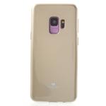 Чехол Mercury Goospery Jelly Case для Samsung Galaxy S9 (золотистый, гелевый)