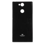 Чехол Mercury Goospery Jelly Case для Sony Xperia XA2 (черный, гелевый)