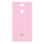 Чехол Mercury Goospery Jelly Case для Sony Xperia XA2 (розовый, гелевый)