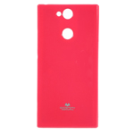 Чехол Mercury Goospery Jelly Case для Sony Xperia XA2 (малиновый, гелевый)