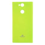 Чехол Mercury Goospery Jelly Case для Sony Xperia XA2 (зеленый, гелевый)