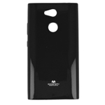 Чехол Mercury Goospery Jelly Case для Sony Xperia L2 (черный, гелевый)