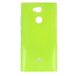 Чехол Mercury Goospery Jelly Case для Sony Xperia L2 (зеленый, гелевый)