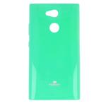 Чехол Mercury Goospery Jelly Case для Sony Xperia L2 (бирюзовый, гелевый)